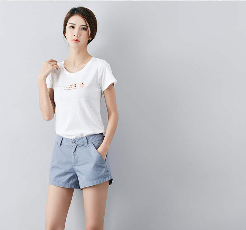 DZ Women tshirts Cotton Casual Funny t shirt For Lady Top   D067