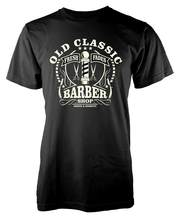 BNWT OLD CLASSIC BARBER SHOP HAIRCUT SHAVE ADULT T-SHIRT S-XXL Cool Casual pride t shirt men Unisex New Fashion tshirt(China)