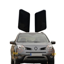 Для Renault Koleos 2009 2010 2011 передняя фара моющий распылитель Насадка крышка крышки