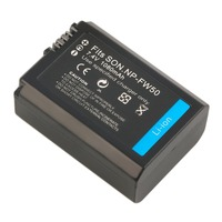 2016 Newest 7 4V 1080MAH Replacement Li Ion Battery For Sony NP FW50