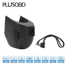 HD 1080P WIFI car DVR support APP Control Camcorder Dash Camera for A1 A3 A4 A5 A6 A7 Q3 Q5 S5 S7 S8 (Year 2013-15) (Black)