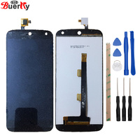 BKparts 5pcs Touch Screen For Acer Liquid Z630 LTE T03 Full LCD Display Glass Digitizer Assembly