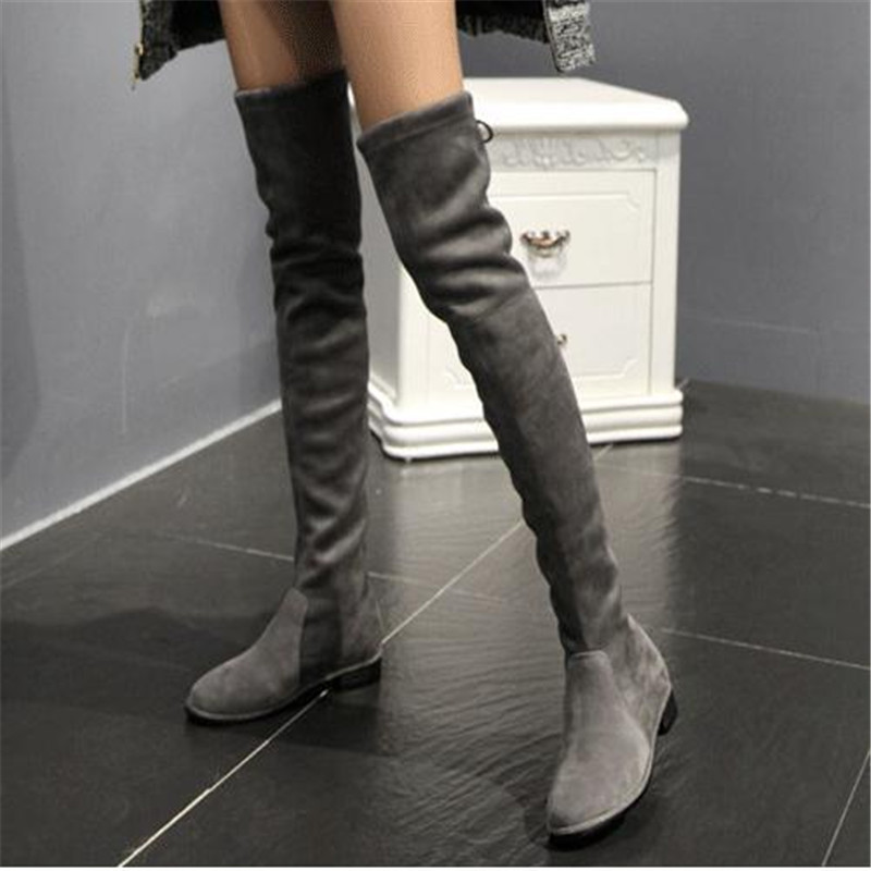 Online Get Cheap Beige Thigh High Boots -Aliexpress.com | Alibaba ...