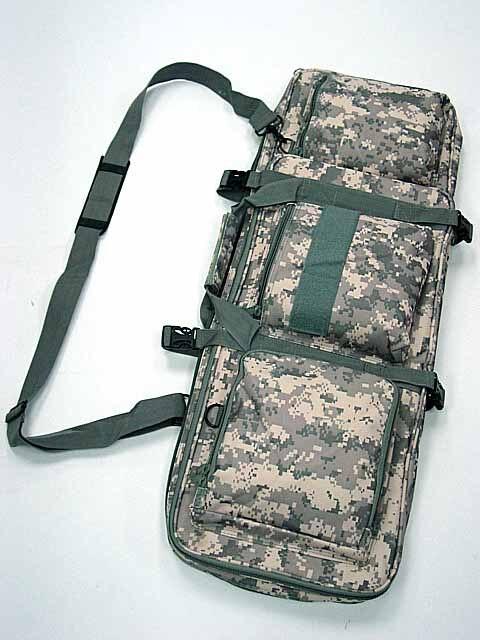 Prix pour 85 CM Nouvelle Tactique Lourd glissement de Transport Double Fusil Gun Case Sac pour M4 Airsoft de Chasse Militaire Épaule Poche De Pêche sac à dos