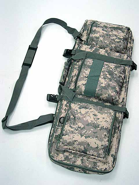 85CM New font b Tactical b font Heavy slip Carrying Dual Rifle Case Gun Bag for
