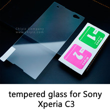 Glossy Lucent Frosted Matte Anti glare Tempered Glass Protective Film On Screen Protector For Sony Xperia