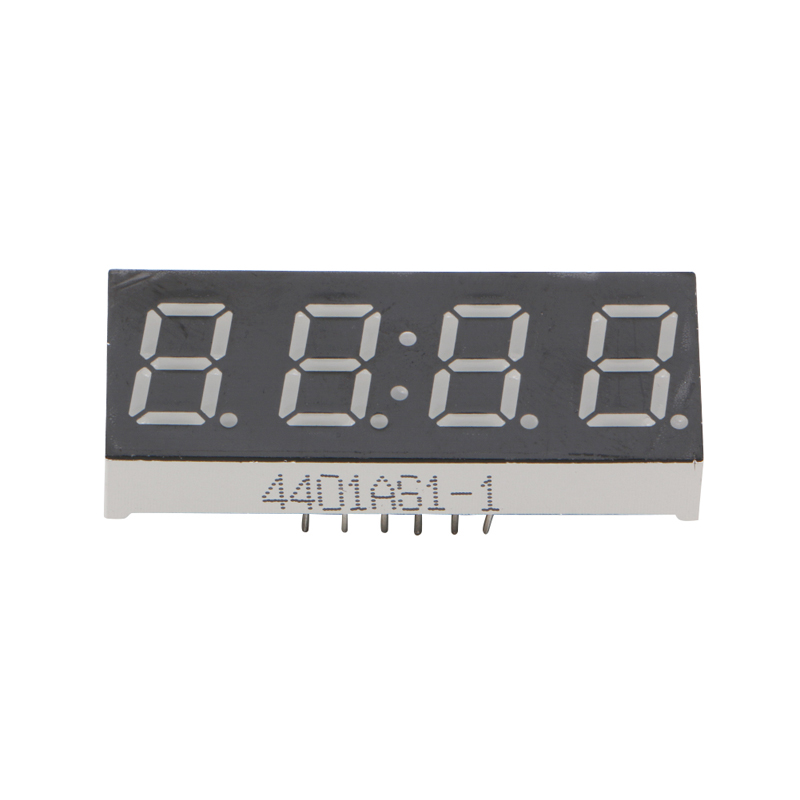 C51 4 Bits Digital Clock Electronic Production Suite DIY Kits Parts - L060 New hot the development of 51 single chip learning board 4 4 4 color led lightdiy electronic parts cotted production suite