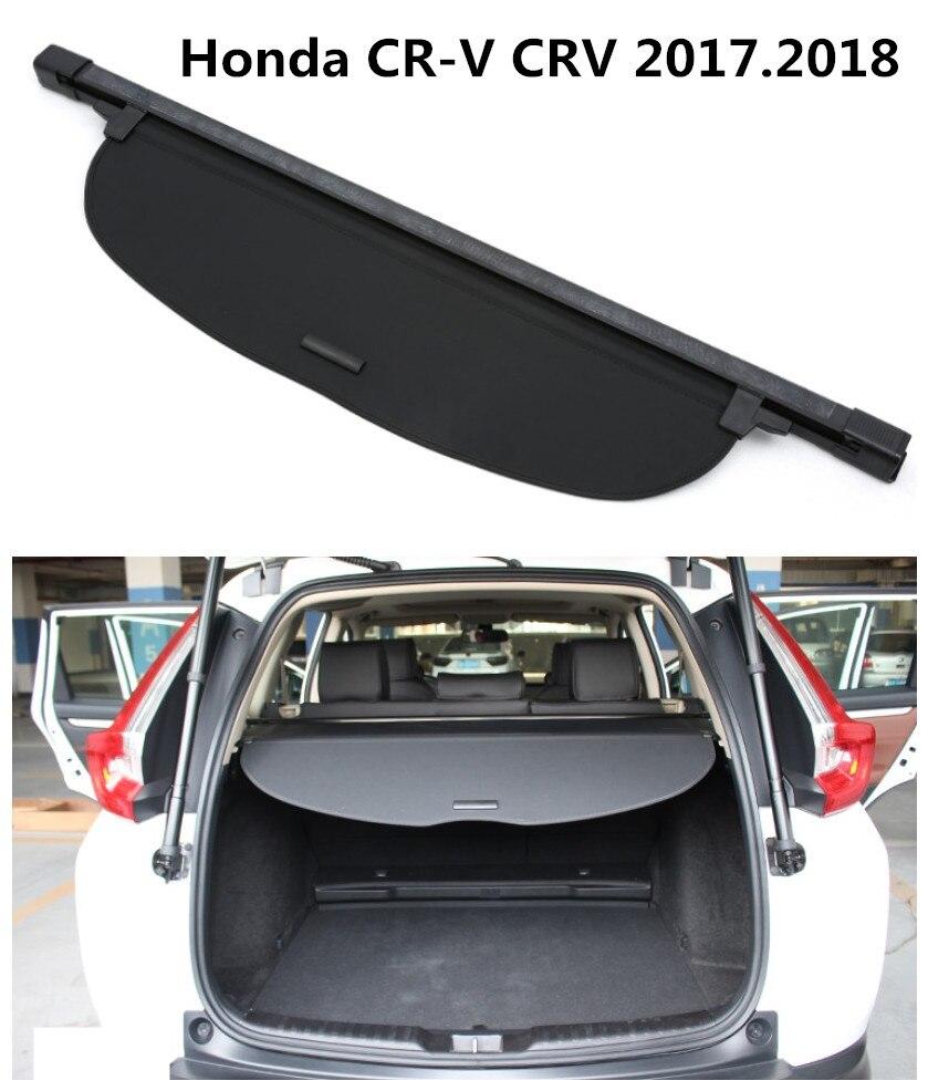 For Honda CR V CRV 2017.2018 Car Rear Trunk Security Shield Cargo Cover High Qualit Auto ...