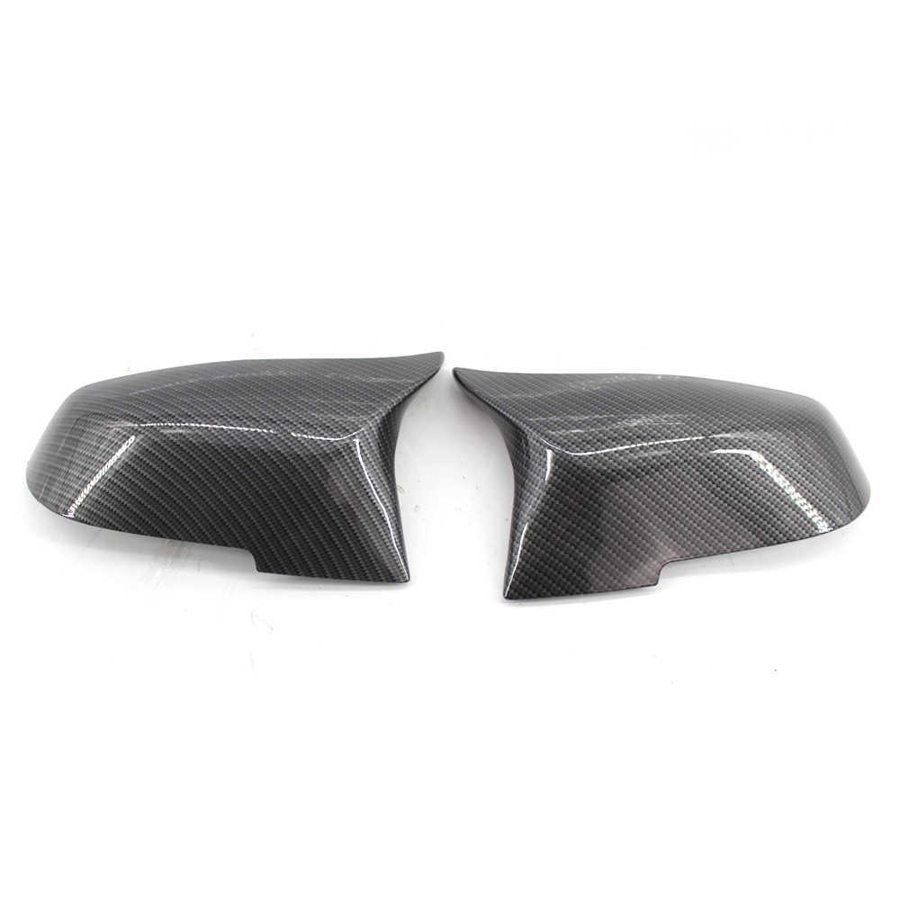 1 para obudowy lusterek bocznych czapka z włókna węglowego wysokiej jakości dla BMW BMW serii F20 F22 F23 F30 F31 F32 F33 F36 F87 M2 X1 E84