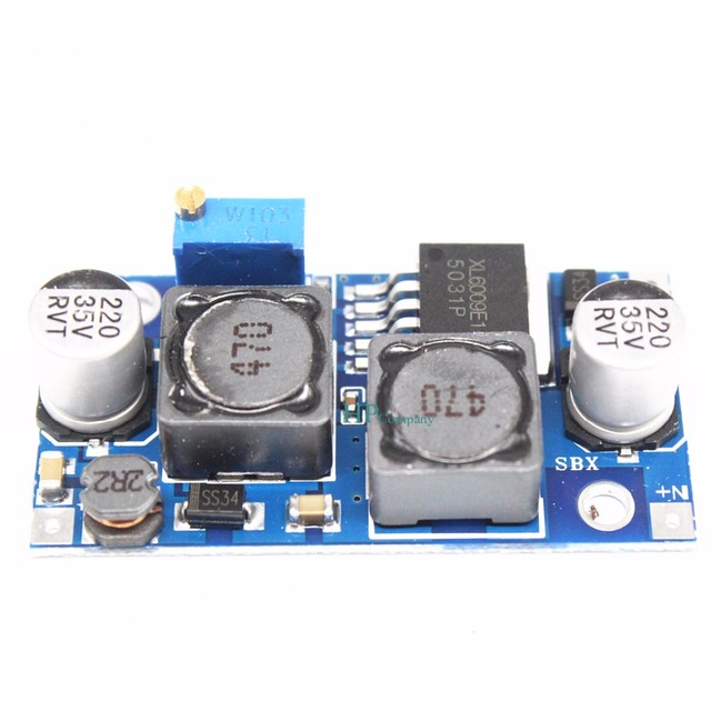 50PCS XL6009 DC DC  Booster module Power supply module output is adjustable Super LM2577 The largest 4A current