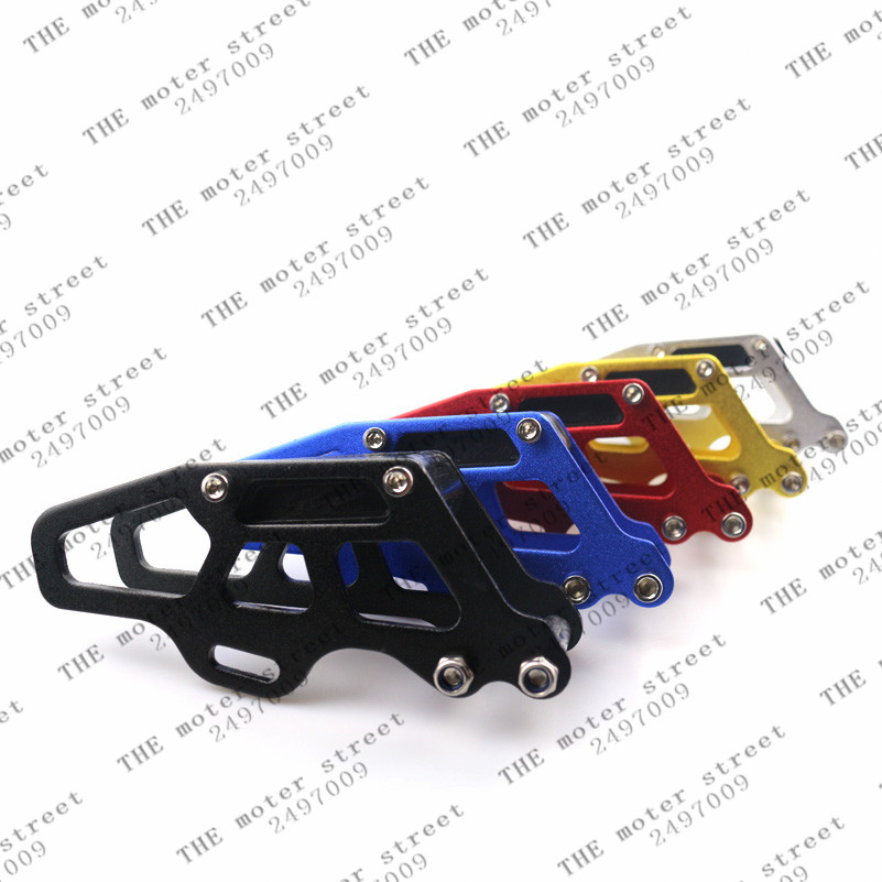 Motorcycle Chain Guide Guard Slider For Honda CR CRF 125 <font><b>250</b></font> 450R Off-Road Motocross Parts Accessorries image