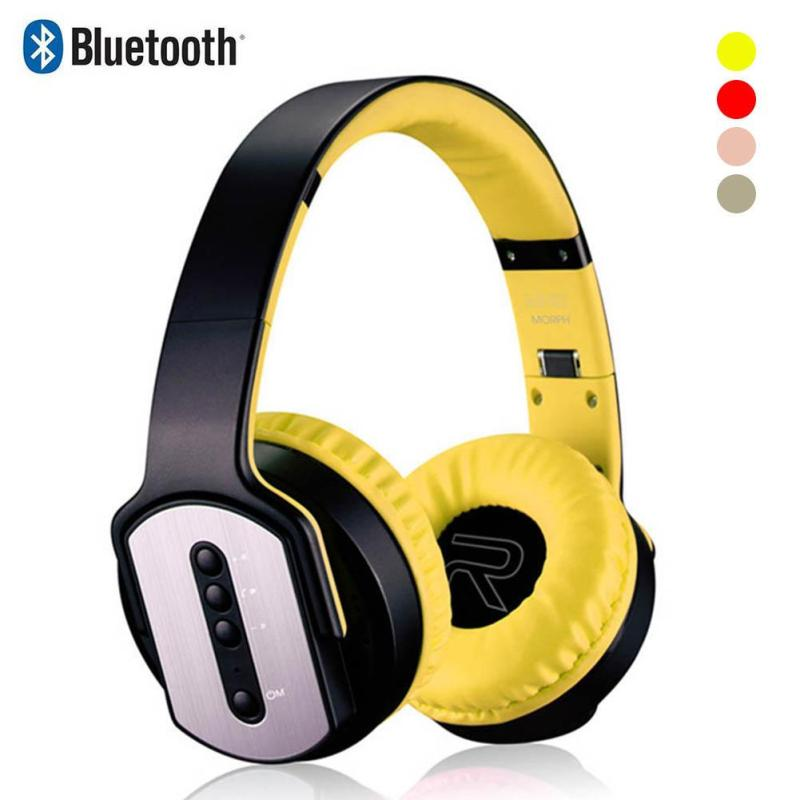 Wireless Bluetooth Headphones Card Speaker Foldable HiFi Headset Handsfree FM Radio Headphones ks 509 mp3 player stereo headset headphones w tf card slot fm black
