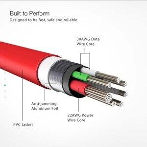 BlitzWolf 3A USB Type-C кабель передачи данных для быстрой зарядки телефона зарядное устройство для Samsung S9 S8 для Oneplus 6 для Xiaomi Mi8 Mix 2s S9 кабель