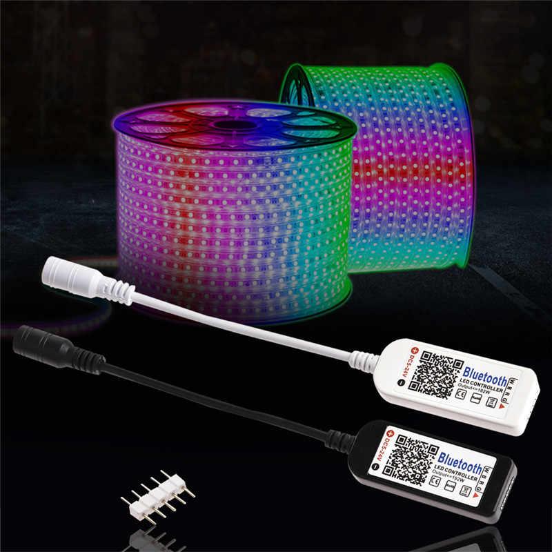 DC12V светодиодный мини Bluetooth RGB/RGBW контроллер OS/Android мобильный телефон Беспроводное освещение контроллер для Светодиодные ленты света RGB/RGBW