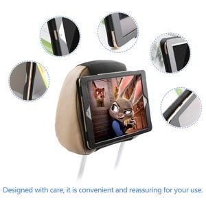 Image 5 - רכב משענת ראש הר מחזיק עבור iPad 9.7 inch & iPad אוויר/רכב מושב אחורי משענת ראש הר מחזיק עבור iPad 2/3/4/5/6 & iPad אוויר 1/2/3