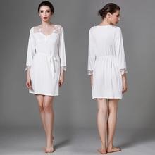 Nursing Maternity Pajamas Nightgown Sleepwear Nightwear White Lace Dress font b Pyjama b font font b