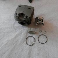ZYLINDER ASSY 45mm FOR ZENOAH CHAINSAW G5200 45F FREE SHIPPING CYLINDER HEAD PISTION KIT REPLACE KOMATSU