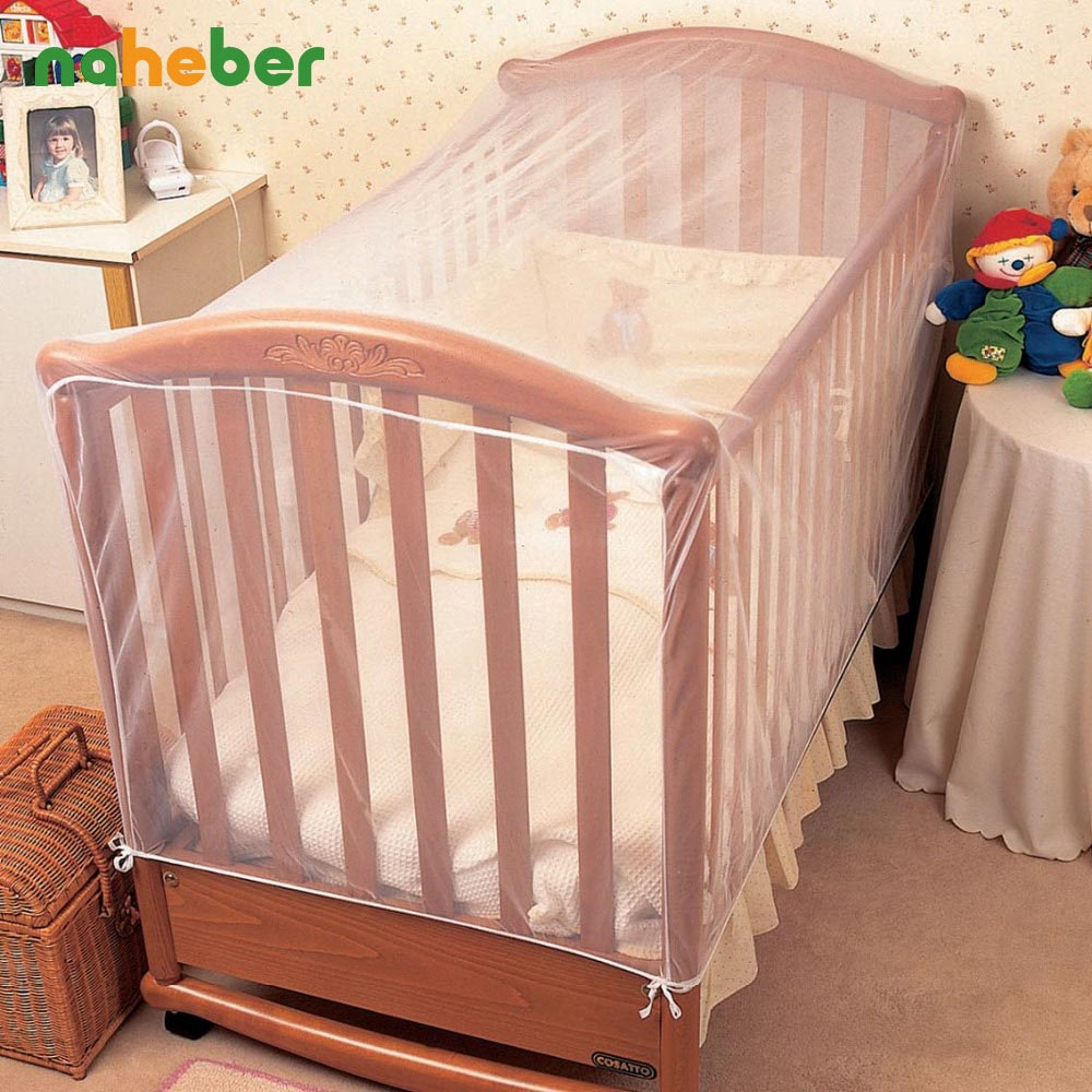 Baby cribs with canopy - Clippasafe Baby Crib Cot Insect Mosquitoes Nets Tent Infant Bed Folding Crib Netting Canopy For Child