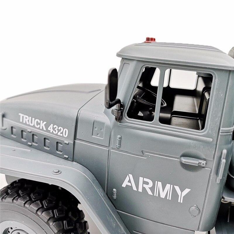 العسكرية الوعرة شاحنة Estrada 8