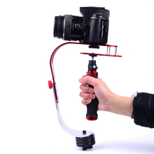 Lightdow Professional Mini Handheld Video Steadycam Stabilizer Camera Stabilizer for DV DSLR Camcorders Free Shipping