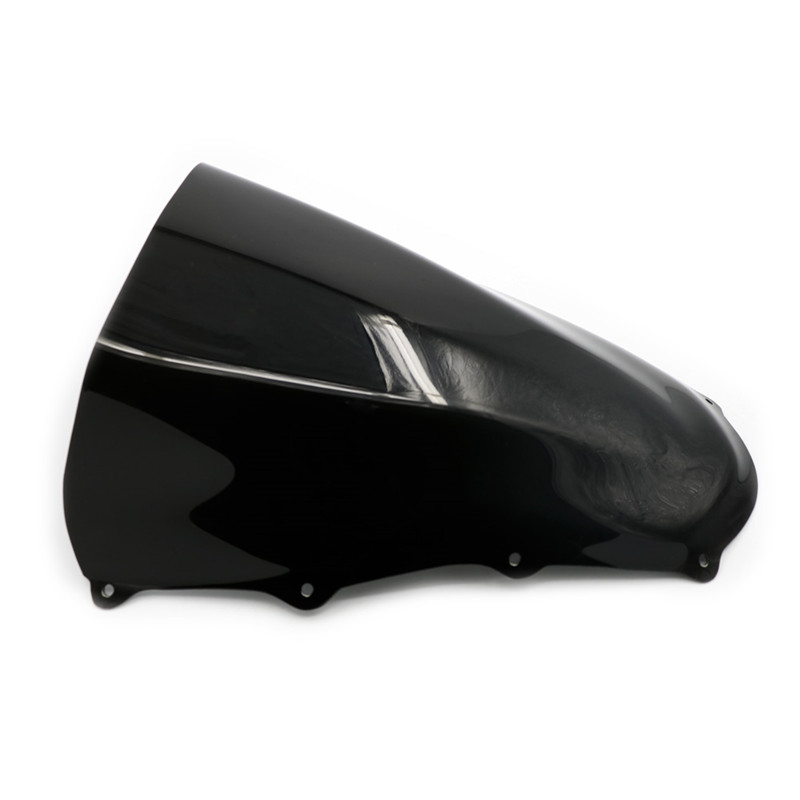2004 - 2009 For Aprilia RSV1000 RSV Mille 1000 Motorcycle ABS Windscreen Windshield Wind Deflectors Protective Cover 2005 2006