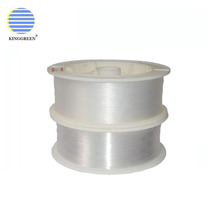 Hot sales fiber optic roll end glow PMMA plastic fiber optic end glow cable for optic fiber lighting express free shipping