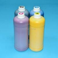 4 цвета пополнения чернил комплект 1000 мл пигментные чернила для HP 10 82 для HP designjet 500 500 шт. 800 800 шт. принтер