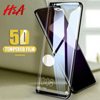 H&A 5D Curved Edge Tempered Glass For Samsung Galaxy S9 S8 Plus Screen Protector For Samsung Note 8 S9 Plus Protective Glass