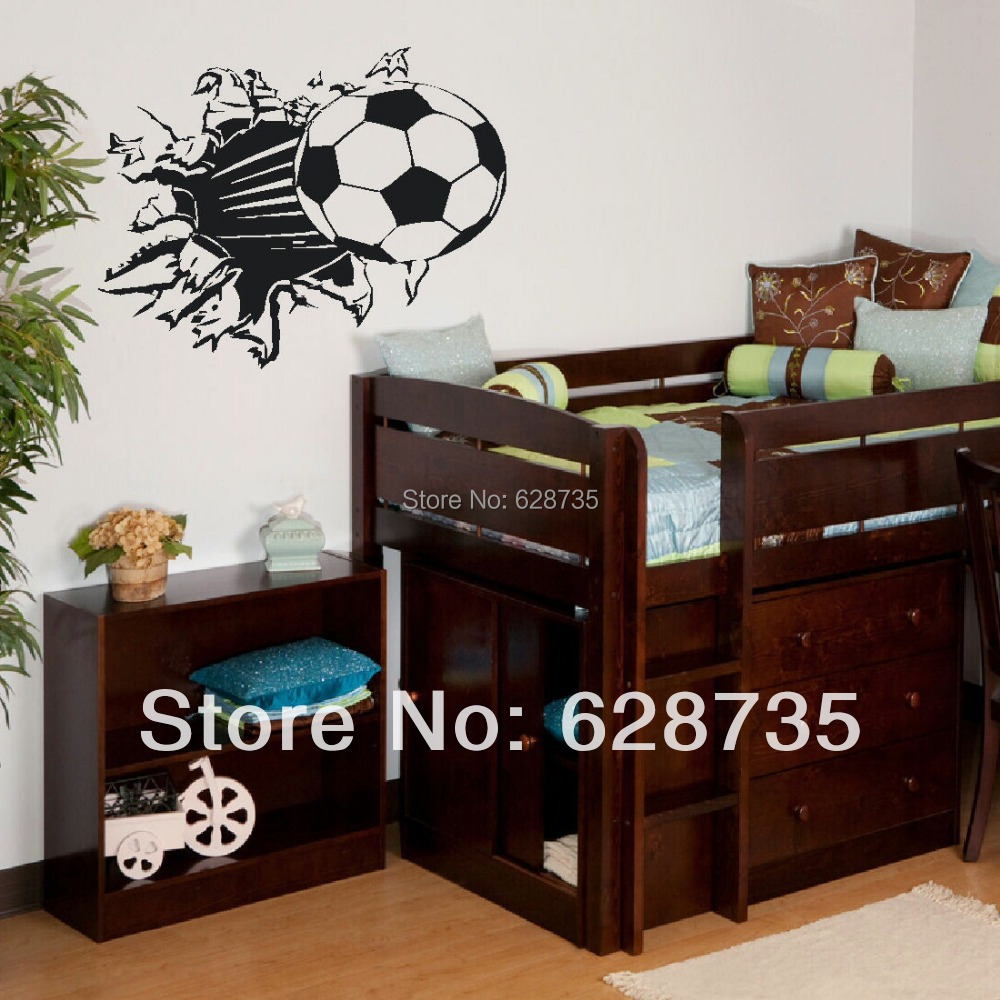 Soccer Decor For Bedroom Compare Prices On Creative Kids Bedroom Online Shopping Buy Low