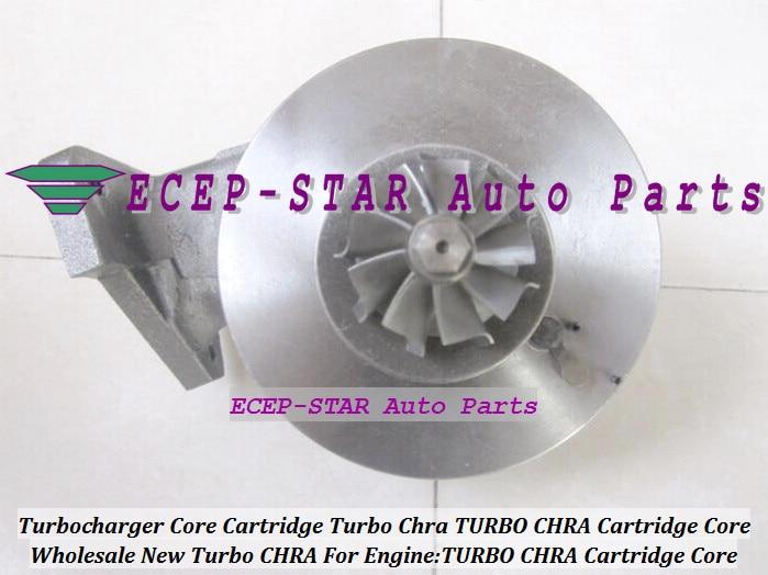 Turbocharger Core Turbocharger Cartridge Turbocharger Chra TURBO CHRA Cartridge Core 720931 53049880032 (6)