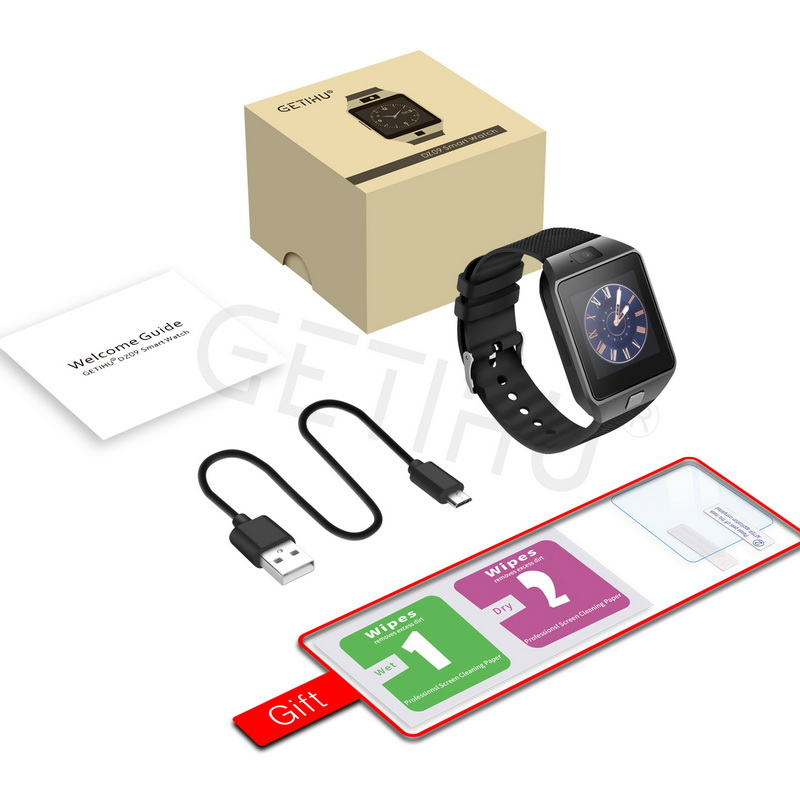 Smart Watch Bluetooth Watches SIM Sport Smartwatch ios Camera For Apple iPhone Android Phone Xiaomi 5