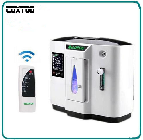 COXTOD 6L Air Purifier Home portable oxygen concentrator generator Air purification machines coxtod 5l air purifier home portable oxygen concentrator generator air purification machines oxygen concentrators generators