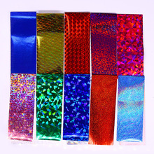 Shimmer Starry Sky Nail Foil