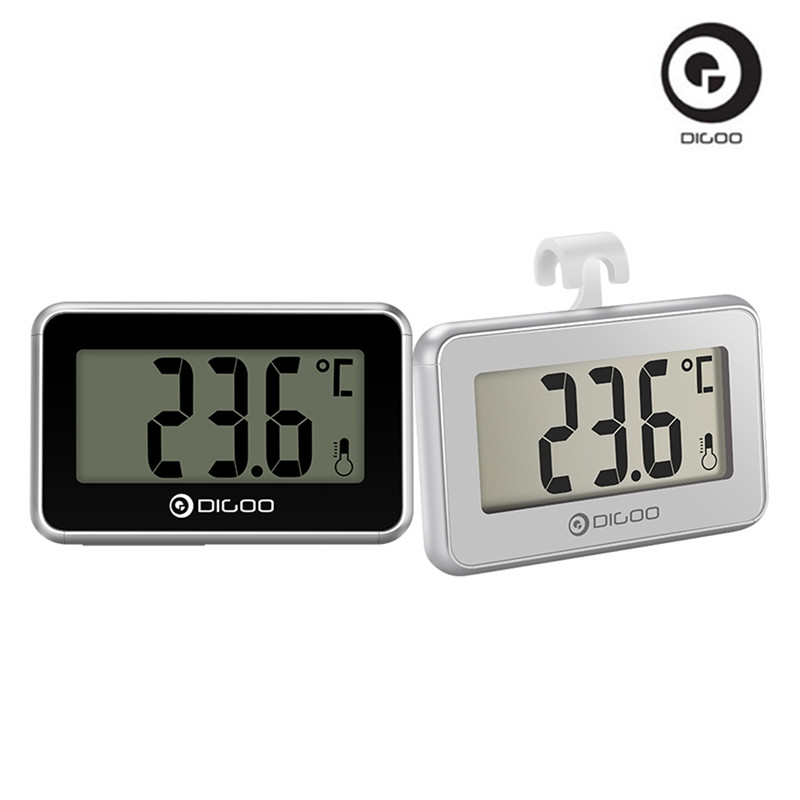 Digoo DG-TH1100 TH1100 2Pcs Couple Home Mini Digital Indoor Thermometer Temperature Security Meter Monitor dg home стул james