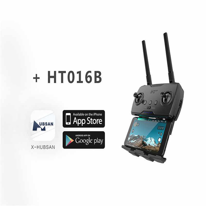 Hubsan H117S Zino GPS 5.8G 1KM Lipat ARM FPV dengan 4K UHD Kamera 3-Axis Gimbal disesuaikan RC Drone Quadcopter RTF Kecepatan Tinggi