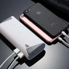 power bank 20000mAh Portable Mobile Phone Charger External Battery 2A Fast Charging Pover bank For xiaomi For iphone X/7/6/8plus