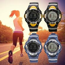 Discount! Men Digital Watches Waterproof Outdoor watch Clock Fishing Altimeter Barometer Thermometer Altitude Climbing Hiking Sports Hours