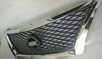 Подходит для 2012 2014 Nissan sentra b17 sylphy вафельная Стиль Гонки спереди Гриль