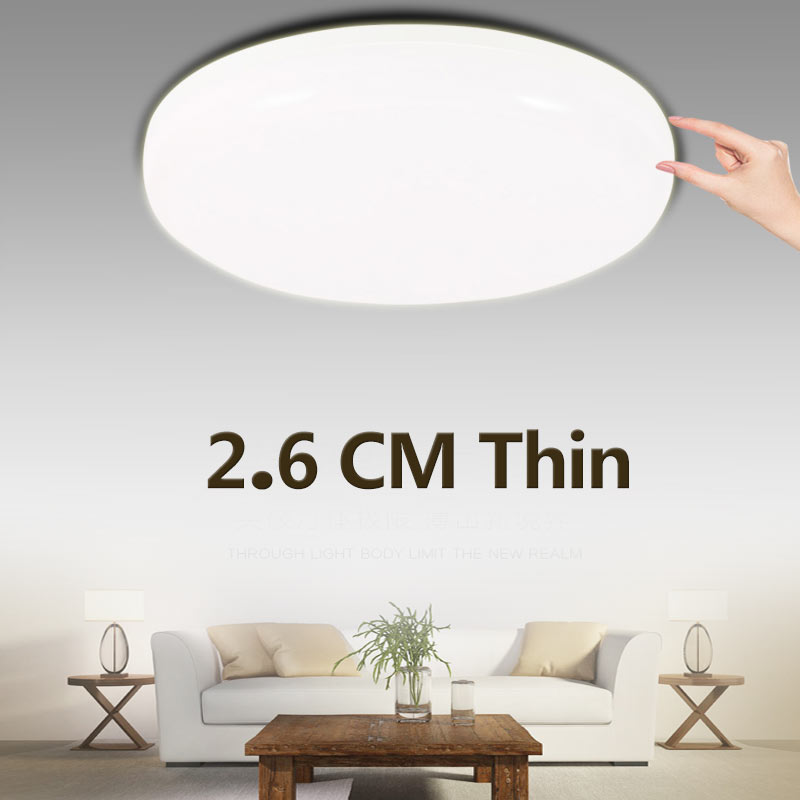 Led Panel Light 220V Led Ceiling Lamp Light Surface Mounted Round 15W 20W 30W 50W Indoor Decoration Downlight Bathroom BedroomLed Panel Light 220V Led Ceiling Lamp Light Surface Mounted Round 15W 20W 30W 50W Indoor Decoration Downlight Bathroom Bedroom