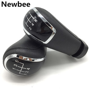 Newbee Car Styling Gear Shift Knob Stick Pen Handle For Mercedes Benz C-Class W203 S203 / W202 BJ (93-01)/ A-Class W168 (97-04)(China)