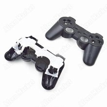 4pcs Top Cabinet Lower Cabinet And Bracket For PS3 Controller PS3 Repair Parts PS3 Controller Housing