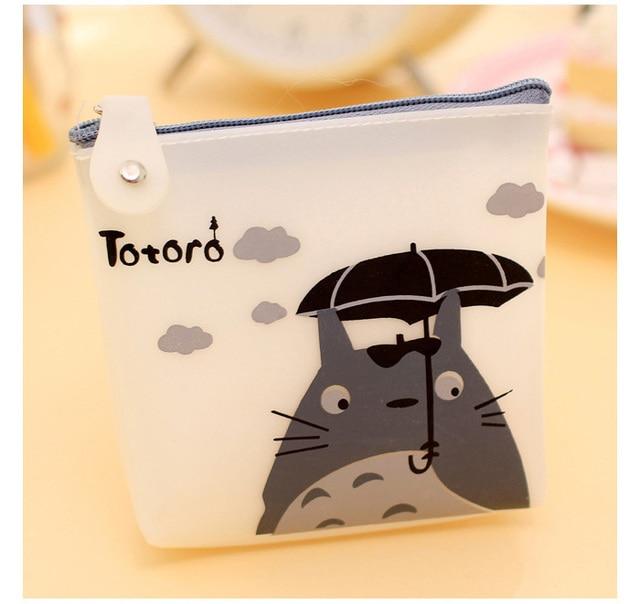 Cute Cartoon My Neighbor Totoro Coin Purse Wallet