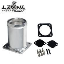 LZONE-EGR комплект для удаления/EGR заглушка клапана для LAND ROVER DISCOVERY 2& DEFENDER TD5 JR-EGR11