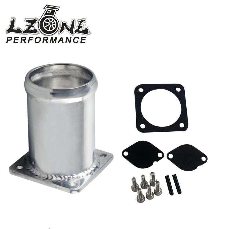 LZONE - EGR REMOVAL kit   EGR Valve blanking plate For LAND ROVER DISCOVERY 2  amp  DEFENDER TD5 JR-EGR11