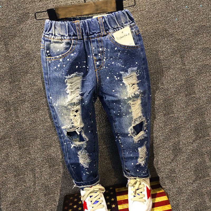 Online Get Cheap Denim Ripped Jeans Kids -Aliexpress.com | Alibaba ...
