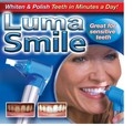 Teeth Whitening Burnisher Polisher Whitener Stain Remover Health Care White Rubber Head Tooth as seen TV products Luma Smile