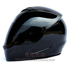 Motorcycle Helmets For Sale >> Hot Sale Cool Black Motorcycle Helmet Full Face Mens Motorcycle