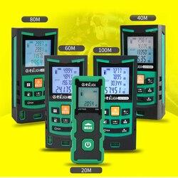 LAOA Range finder High precision diameter non-contact 20-100 meters laser distance meter Instrument tools