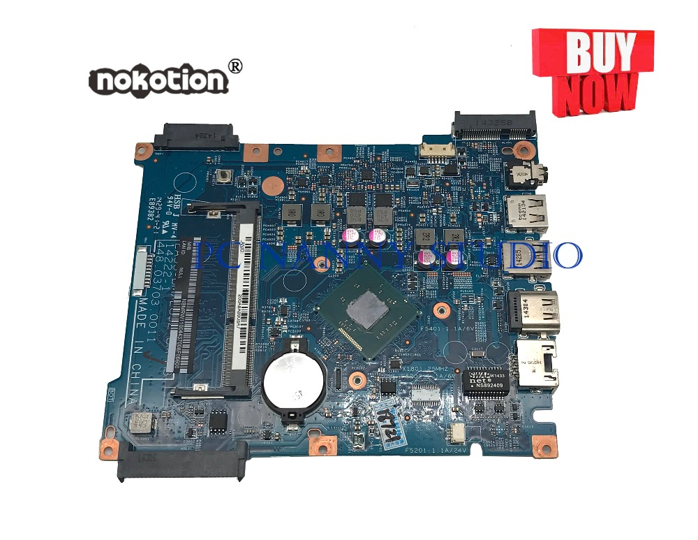 PANANNY NBMRW11004 448.03703.0011 For Acer Aspire ES1-512 Laptop Motherboard DDR3  Tested