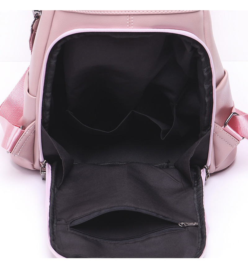 HTB1SM6JUHvpK1RjSZPiq6zmwXXaC - Leisure Women Backpack High Quality Leather Lady Anti Theft Shoulder Bags Lovely Girls School Bags Women Traveling Backpack